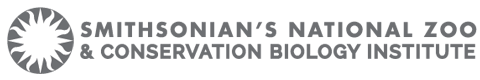 Smithsonian's National Zoo and Conservation Biology Institute Logo