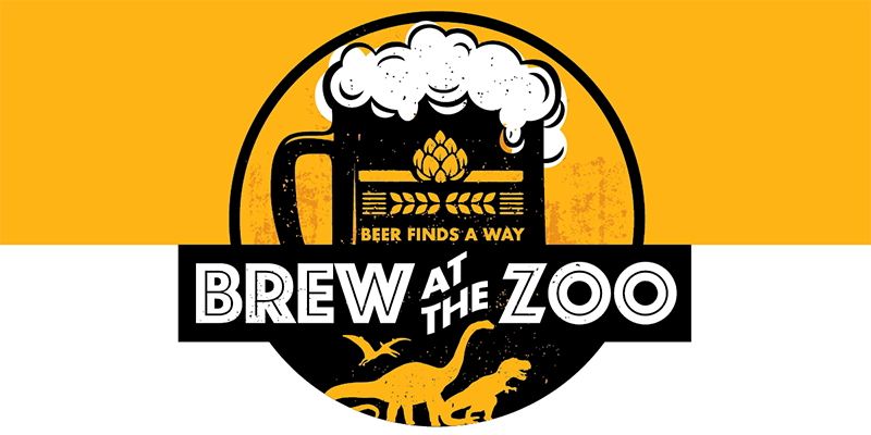 Brew at the Zoo artwork